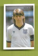 England Chris Waddle 263 AR (OC)